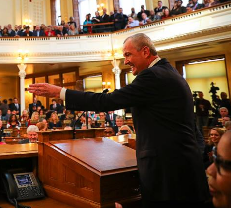 LIVE: Governor Murphy's State of the State Address