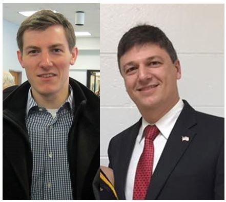 Woolley and Amoroso come out swinging in LD 11