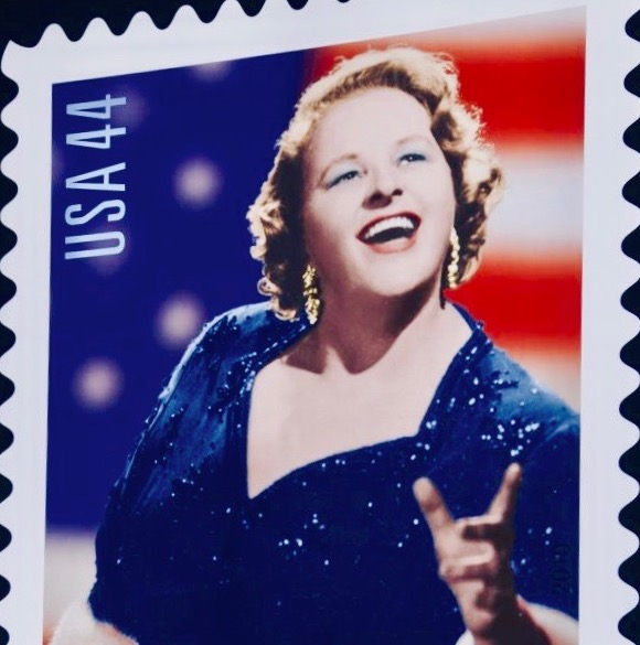 "Op-Ed: ""This is Kate Smith. Miss Smith is America.''"