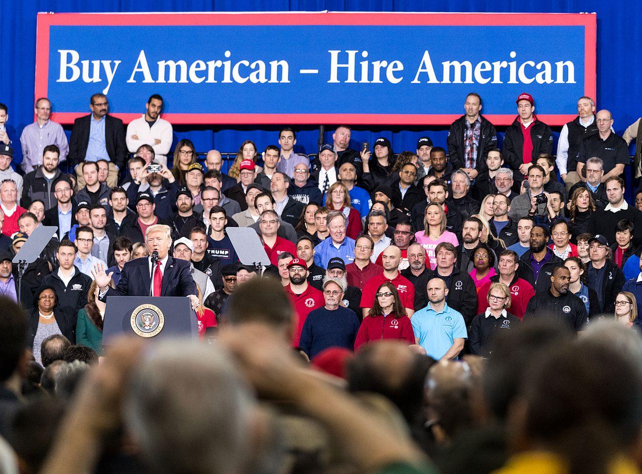 OPINION: The Trade War is Undoing President Trump's Economic Achievements   Cucciniello