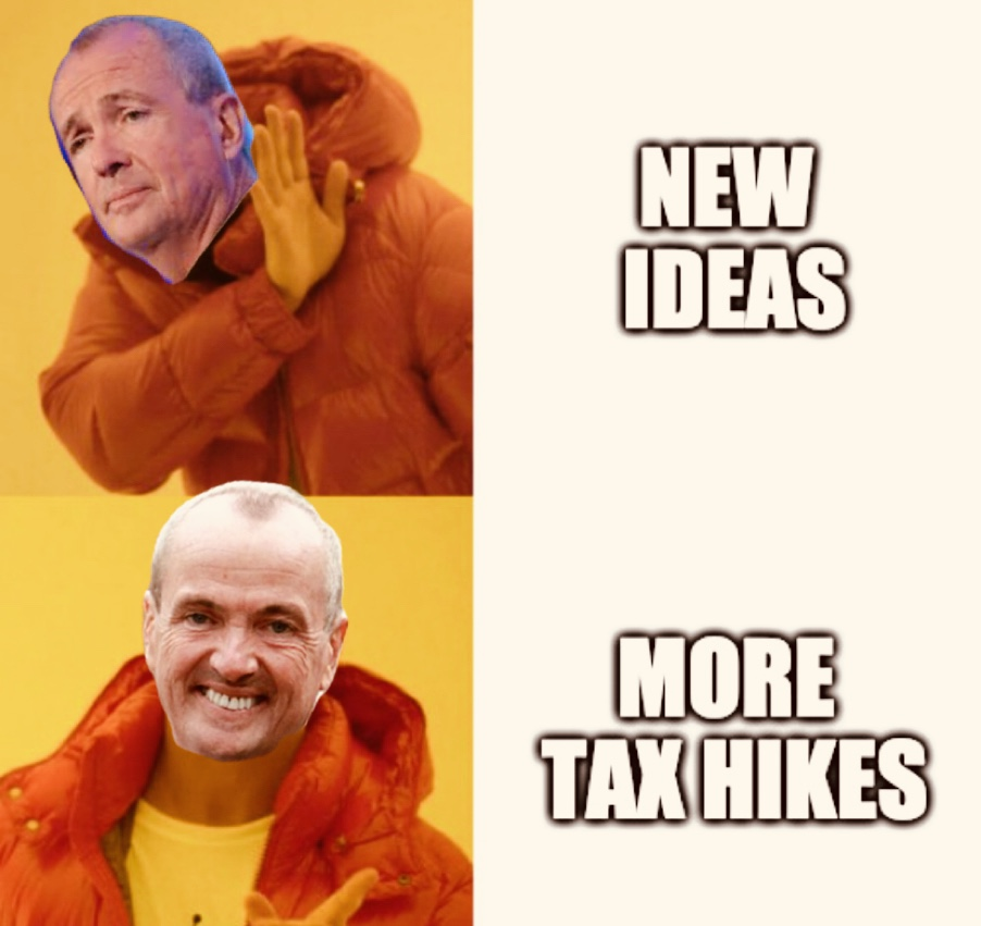 New Jersey Can't Afford Another Murphy Budget