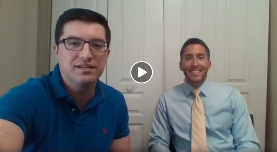 VIDEO: Facebook LIVE interview with Asm. Ryan Peters (R-8)