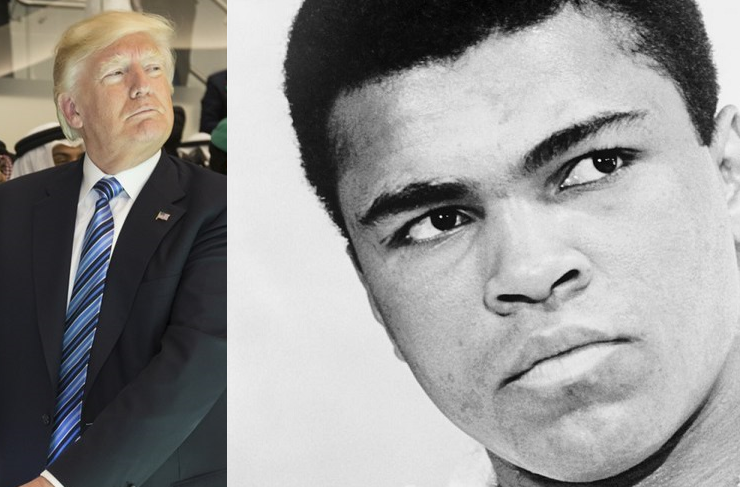 45 years later, Trump should learn from Ali's rope-a-dope triumph