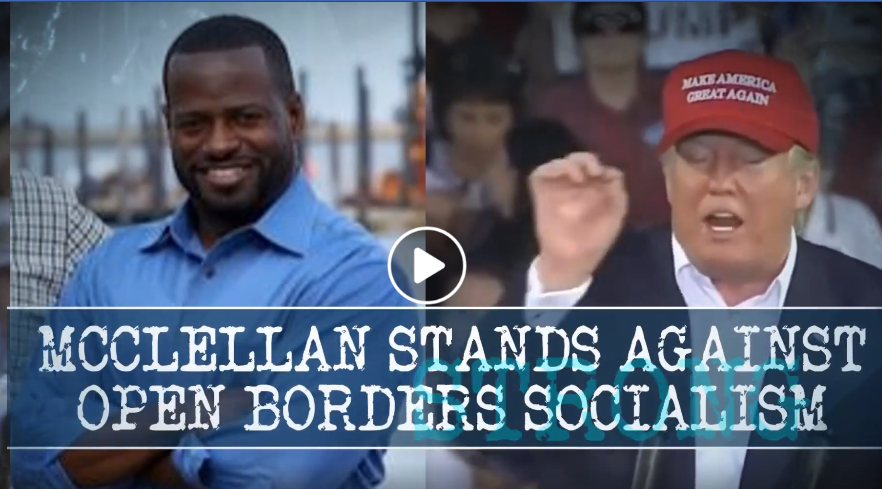 Pro-ICE Cape May Sheriff cuts TV ad for Assembly challenger McClellan
