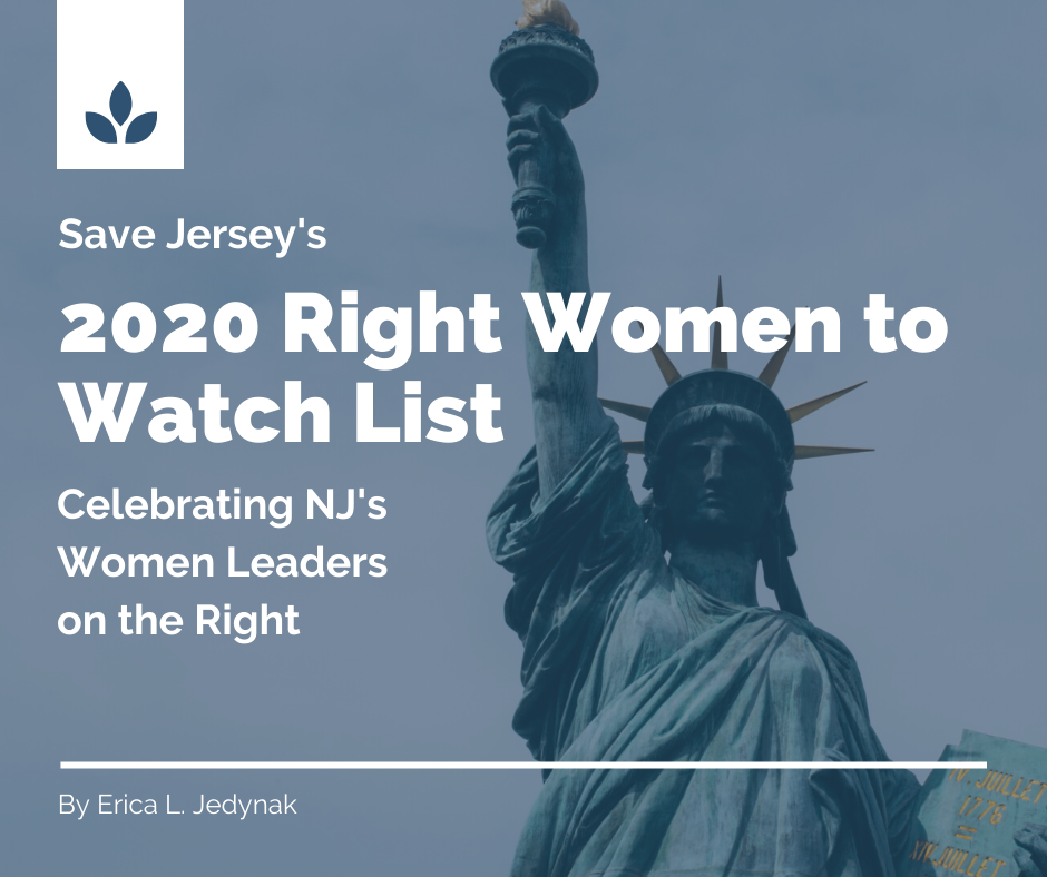 Save Jersey's 2020 Right Women to Watch List