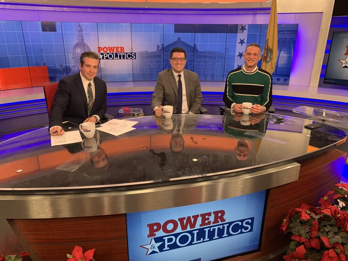 Save Jersey's Rooney unveils his annual N.J. naughty, nice lists on News12, Friday at 9PM