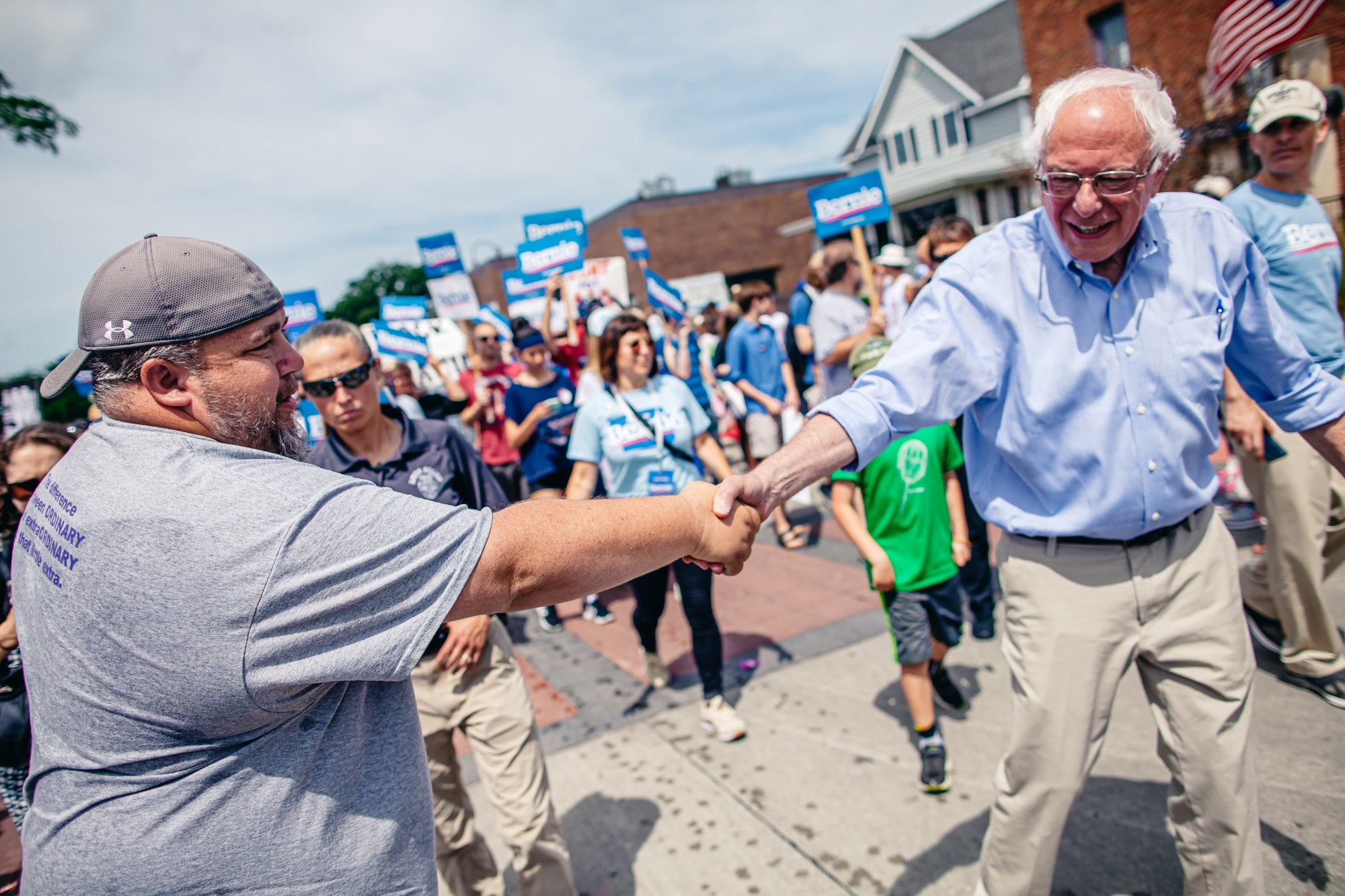 The REAL Danger Of A Bernie Nomination: Complacency | Cirucci