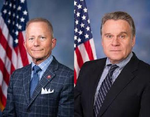 Van Drew votes against, Smith for defense bill veto override