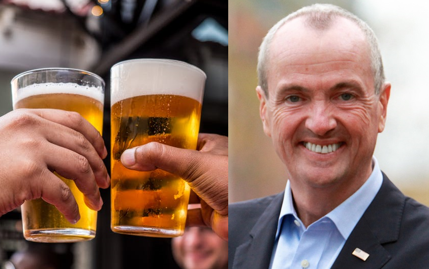 BUZZ KILL: Governor Murphy suspends N.J. brewery home deliveries