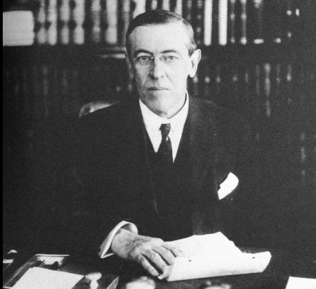 Princeton drops Woodrow Wilson