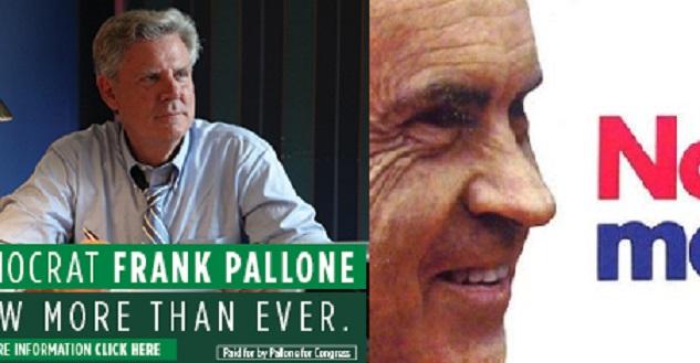Pallone Adopts Nixon's Campaign Slogan   Gallagher