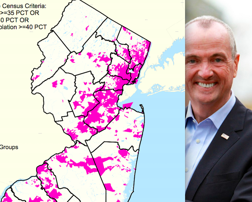 This bill could let the NJDEP veto many (or most?) in-state development projects