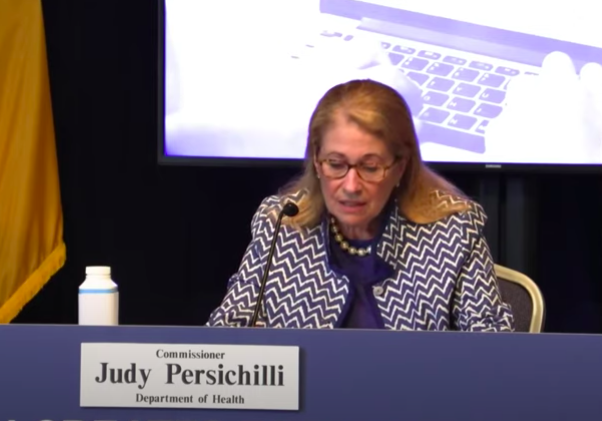 """NOT THE ONION: NJ Chamber gives Persichilli its """"Business Advocate of the Year"""" award"""