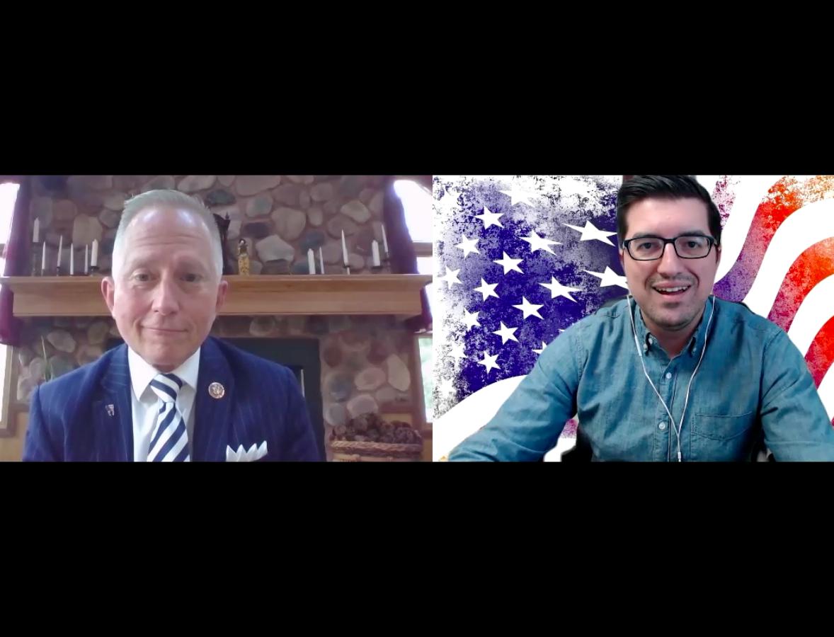 VIDEO: Save Jersey talks to Congressman Jeff Van Drew