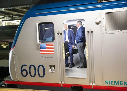 My One Close Encounter With Joe Biden | Cirucci
