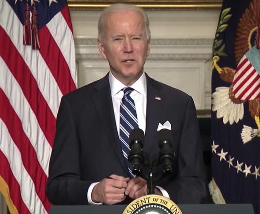 Biden signs order creating commission to consider packing the U.S. Supreme Court