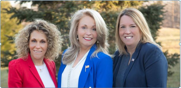 LD11: Monmouth GOP to run three women against Gopal, Downey and Houghtaling