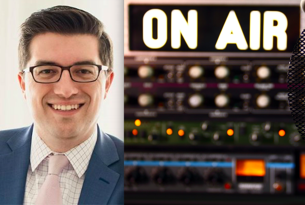 THURSDAY: Matt Rooney live on InsiderNJ's Politically Direct podcast