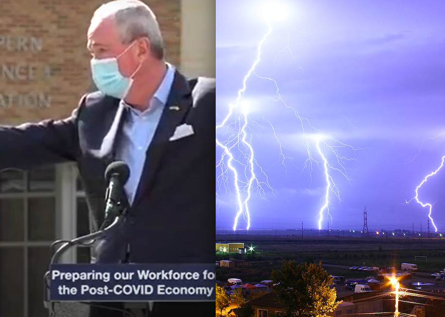 Living in a N.J. nursing home or being struck by lightning: which is more likely to be fatal?