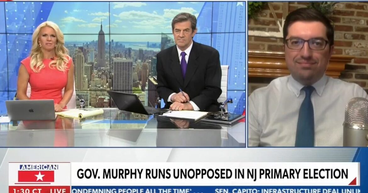 VIDEO: Rooney previews Primary Night '21 on Newsmax, Philly's 990 AM