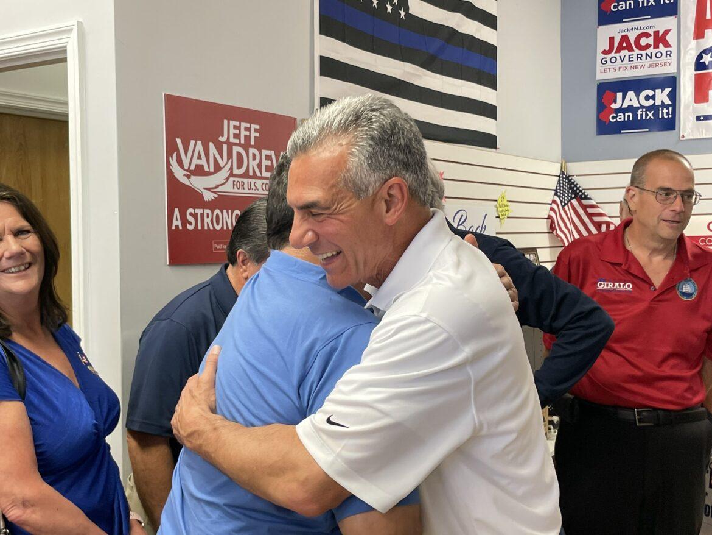 Ciattarelli wins N.J. GOP nomination, will challenge Murphy in November
