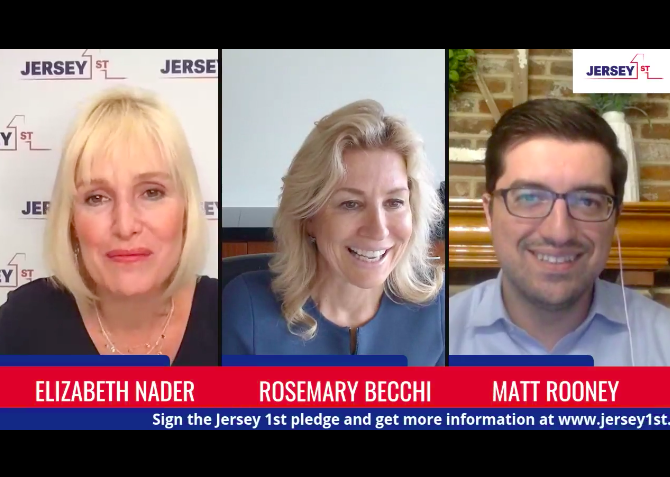 VIDEO: Rooney joins Jersey 1st to break down Election 2021