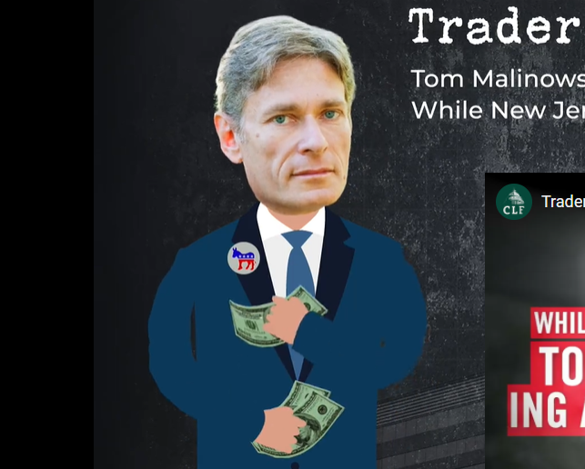National Republicans launch website to highlight Malinowski's pandemic profiteering