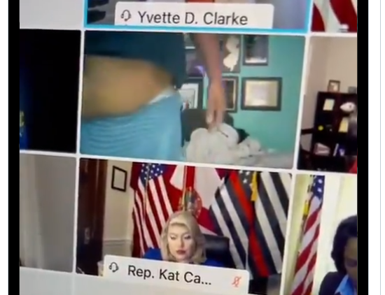 VIDEO: Rep. Payne wore boxers, Captain America t-shirt during virtual U.S. House hearing