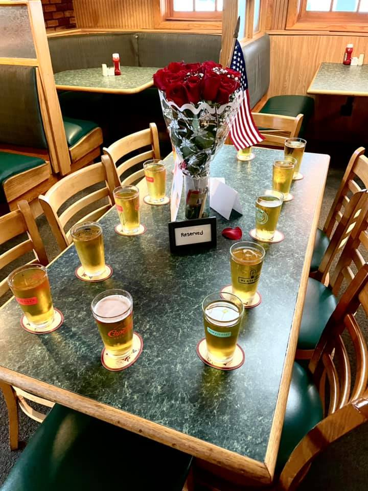 South Jersey restaurant reserves table for Americans killed in Kabul