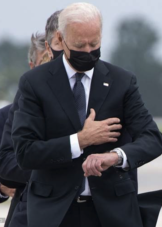 Biden flip flops, will order 100M Americans to get vaccinated or test weekly!