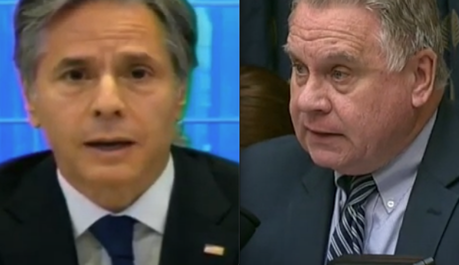 VIDEO: Smith grills Blinken over Afghanistan pullout, Fort Dix refugee vetting