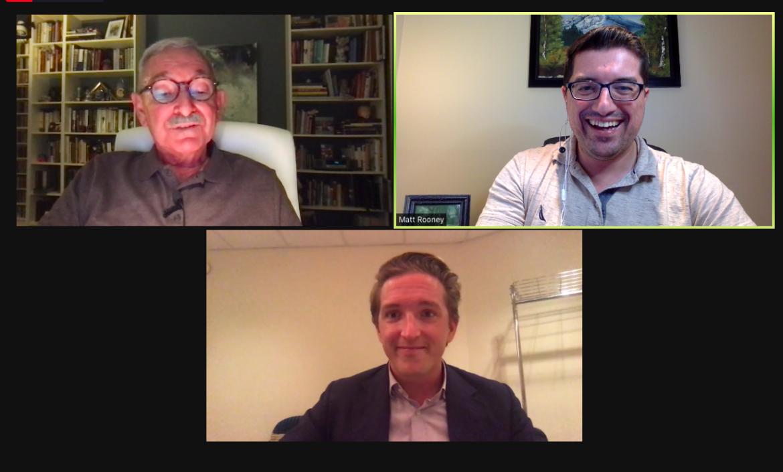 Post-Debate Live! With Matt, Dan, and Jack Ciattarelli's Campaign Manager