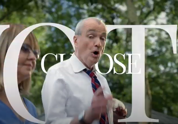 Murphy's first TV ad tells you everything about his cynical reelection strategy