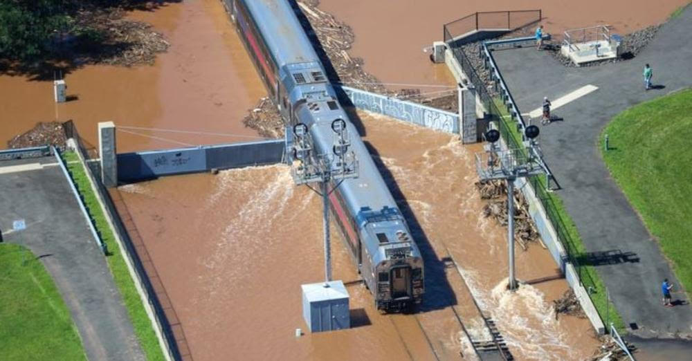 Epic Flood Gate Fail: What did the Somerset County Democrats Know and When Did They Know it?