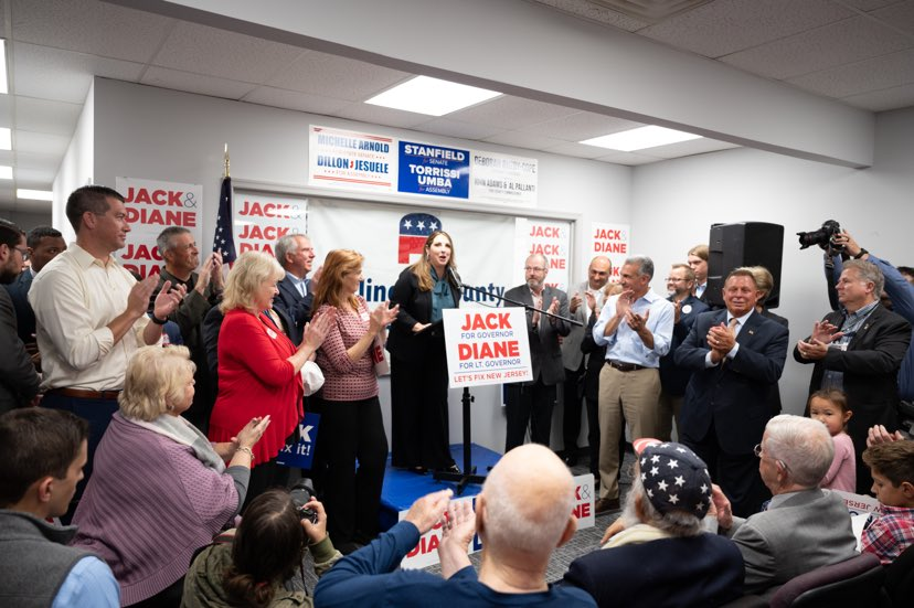 RNC touts N.J. ground game heading into Election 2021's final week