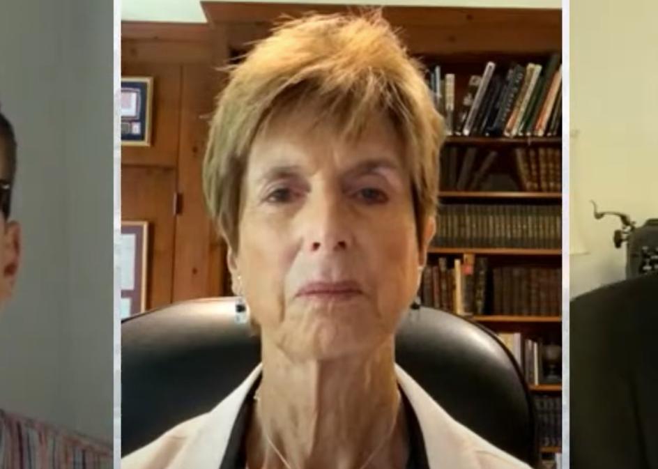 Whitman's anti-Trump grievance group endorses Andy Kim, Josh Gottheimer